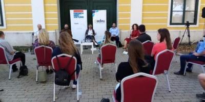 "Evropski dom Vukovar: Panel-diskusija na temu ""Kako se prošlost reflektuje na sadašnjost"""