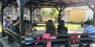 Proni - Centar za socijalno podučavanje započeo ciklus radionica o ovisnostima