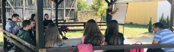 Proni – Centar za socijalno podučavanje započeo ciklus radionica o ovisnostima