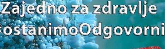 Danas u Hrvatskoj 2769 novih slučajeva zaraze, u VSŽ 71 osoba među kojima su i 3 iz Borova