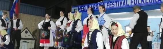 U Borovu održan 21. Međunarodni festival folklora