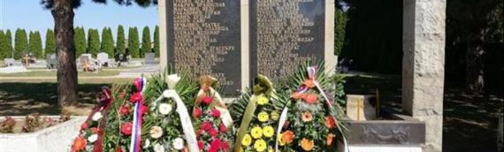 U utorak, 15. septembra parastos žrtvama rata u Borovu