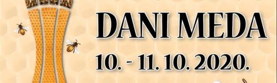 Dani meda u Vukovaru 10. i 11. oktobra