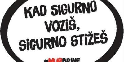 Nacionalni dan sigurnosti cestovnog saobraćaja: Sutra, 21.oktobra preventivno-represivna akcije policije