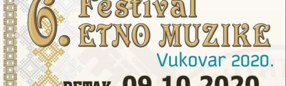 Etno-festival 9.oktobra u Borovu naselju