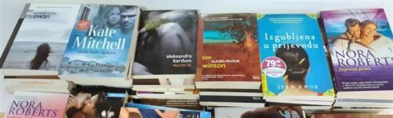 Prosvjetina biblioteka u Borovu obradovala korisnike novim naslovima