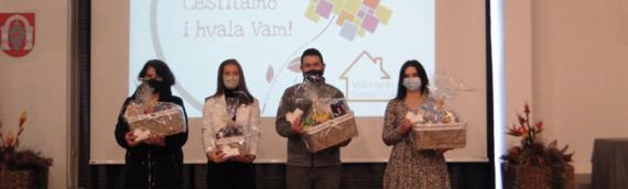 Dodelom godišnjih volonterskih nagrada PRONI Centar iz Vukovara obeležio Međunarodni dan volontera