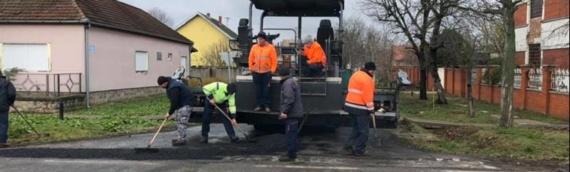 U Borovu nastavljeni radovi na komunalnoj infrastrukturi