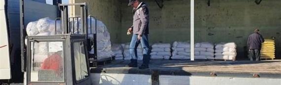 Iz Gunje za Glinu otpremljena još jedna donacija stočne hrane