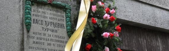 Sećanje na Vasu Đurđevića Turčina
