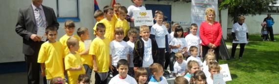 Više od 200 predškolaca na Dečjoj olimpijadi u Trpinji
