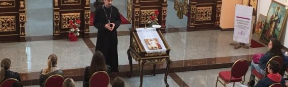 Đaci vinkovačke gimnazije posetili pravoslavni hram