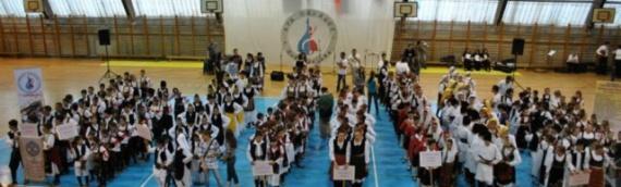 Borovski KUD nastupa u Novoj Pazovi