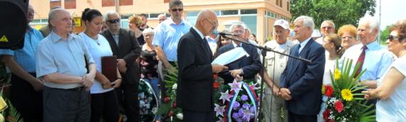 U Boboti obeležena 75.godišnjica otpora fašizmu