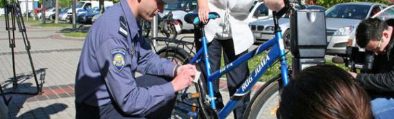 Besplatna registracija bicikala u Vinkovcima