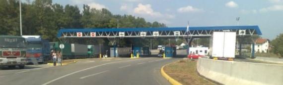 Privremeno zatvoren most Gunja-Brčko