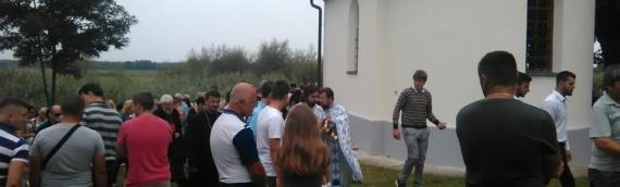 U Mirkovcima proslavljen sveti Pantelejmon