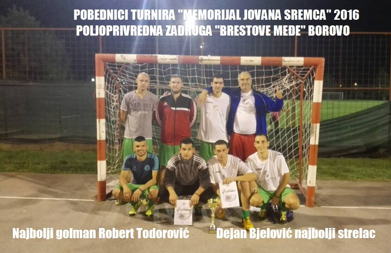 pobednici turnira