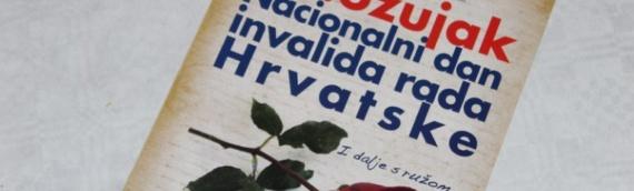 Obeležavanje Nacionalnog dana invalida rada u Vukovaru