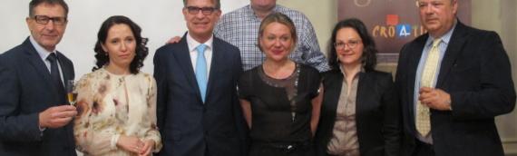 Klaster Slavonija održao prezentaciju u Milanu