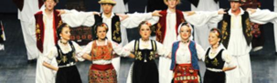 Prosvjetin Ansambl narodnih igara gostuje u Kragujevcu