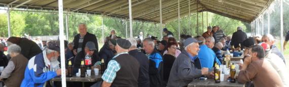 Tradicionalna proslava praznika rada u organizaciji borovskog SDSS-a