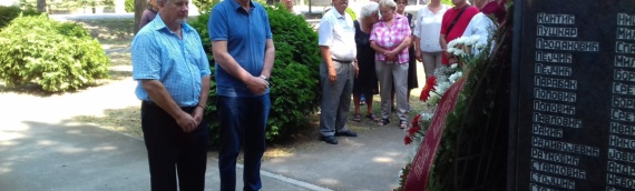 Borovski antifašisti obeležili Dan antifašističke borbe Hrvatske