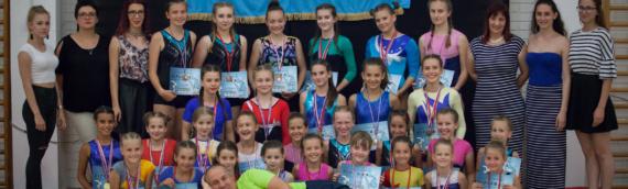 Pojedinačno prvenstvo Vukovara u ženskoj sportskoj gimnastici