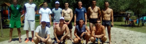 BUM organizovao turnir u odbojci na  pesku