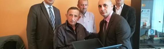 Poseta predstavnika ZVO opštini Markušica