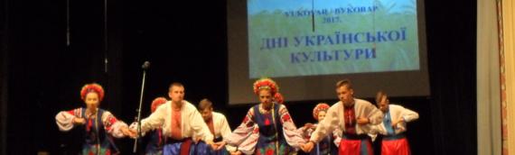 Dani ukrajinske kulture u Vukovaru
