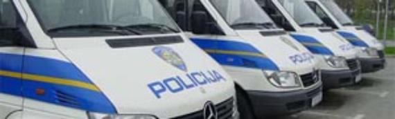 Policija VSŽ: Prozivke HSP-a AS neistinite
