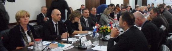 Na skupu u Privrednoj komori Srbije u Beogradu predstavnici gradova i opština na istoku Hrvatske pozvali srpske privrednike da ulažu u njihove sredine