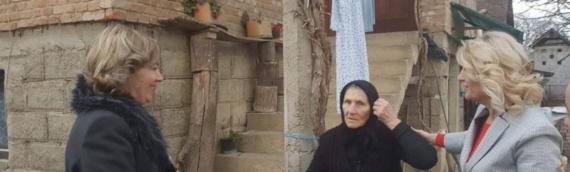 Klub zastupnika SDSS-a: Zastupnica Dragana Jeckov posetila opštinu Sunja