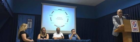 Borovo: Održana skupština opštinske organizacije SDSS-a