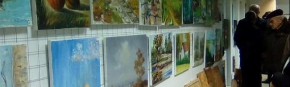 Otvorena izložba radova sa 27.Međunarodne likovne kolonije u Borovu
