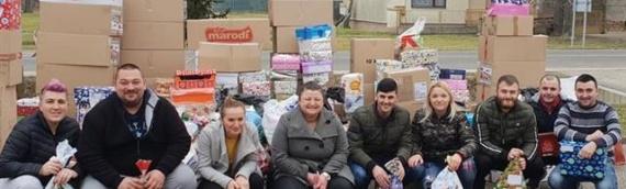 Negoslavčani prikupili 1000 paketića za decu na Kosovu