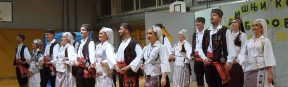 """Godišnji koncert borovskog KUD-a """"Branislav Nušić"""" uveličalo Srpsko društvo """"Ras"""" iz Osla"""
