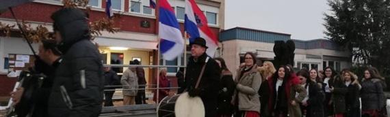 Proslavljen Badnjak u Borovu