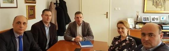 Sastanak delegacije ZVO-a s gradonačelnikom Belog Manastira: Saradnjom do projekata od interesa za sve građane
