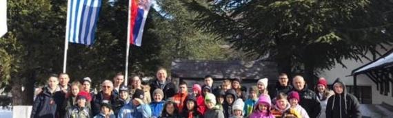 Deca iz Borova učestvovala na 21.Međunarodnom zimskom festivalu rekreacije na Kopaoniku