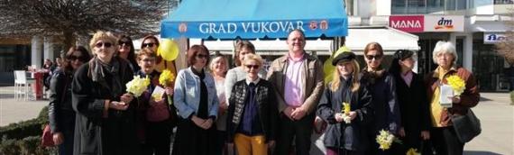 Dan narcisa obeležen u centru Vukovara