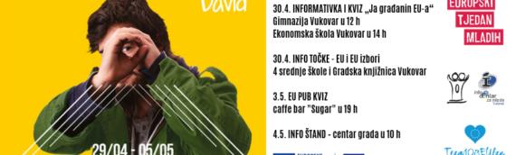 Evropska nedelja mladih u Vukovaru