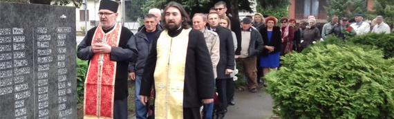 Borovo: Obeležena 74.godišnjica oslobođenja Borova