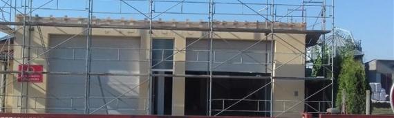 Počeli radovi na nadogradnji Vatrogasnog doma u Borovu