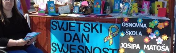 U Vukovaru obeležen Svetski dan podizanja svesti o autizmu