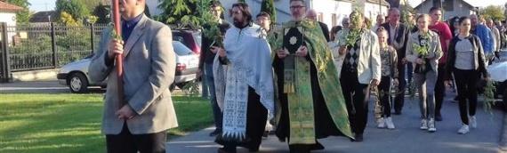 U Borovu proslavljena Lazareva subota ili Vrbica