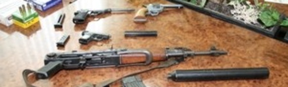 U Vukovaru na dve lokacije pronađeno oružje