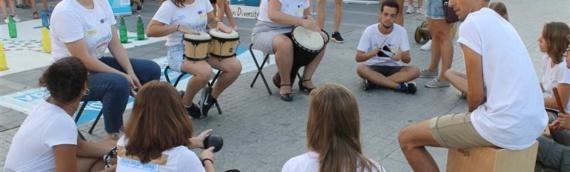 "Mirovna grupa mladih ""Dunav"" iz Vukovara obeležila Međunarodni dan mladih"