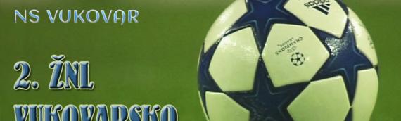 Rezultati utakmica 9. kola 2.ŽNL VSŽ VU